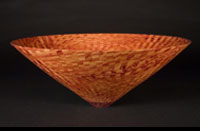 Brazilian Tulipwood Bowl