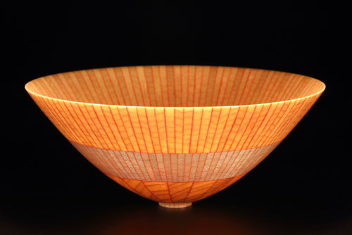 Birdseye Maple Bowl